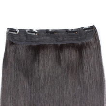 Grade 7a Clip in Human Remy Hair Extensions, cheap one piece clip in human hair extensions