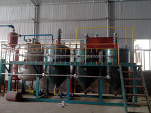 small scale 1ton/day to 5ton/day palm oil refining machine