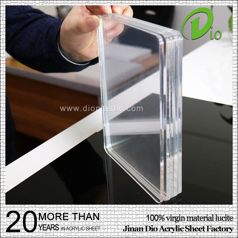 chinese clear acrylic sheets 6mm 8mm manufacturer