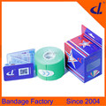 Online Shopping Kinesiology tape latex free with more than 3N/cm quality adhesive and level 3 water proof