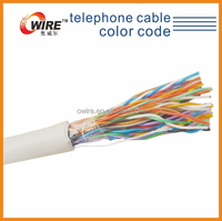 10 pairs telephone cable price