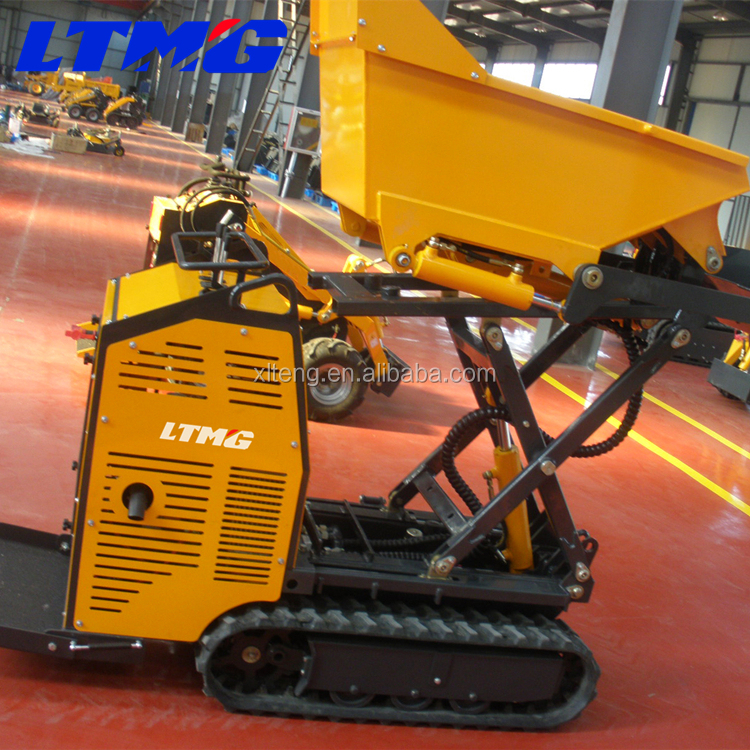 chinese 0.8 ton mini truck skid steer loader with best price