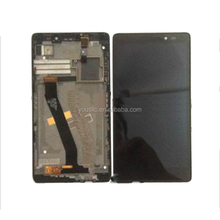 Replacement Mobile Phone Parts Full LCD Complete LCD Touch Screen Digitizer Assembly For Lenovo K910