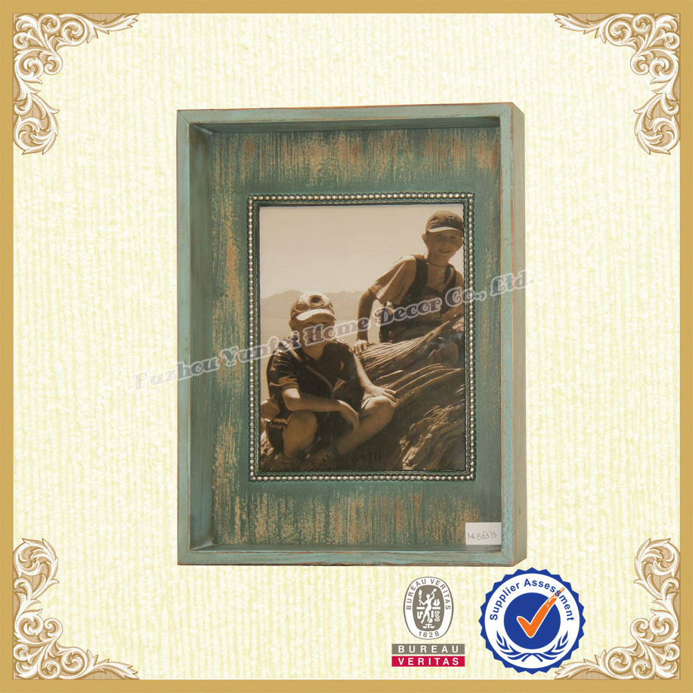 Shadow box picture frame touch oversized picture frame