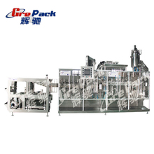 Horizontal Automatic Doypack Powder liquid granule Packing Machine