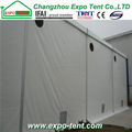 Top level easy operation outdoor mobile temporary warehouse tent