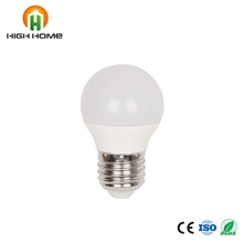 LED G45 - 40 Watt Equivalent (only 4W used) Soft White (2700K) Energy Star Globe Light Bulb