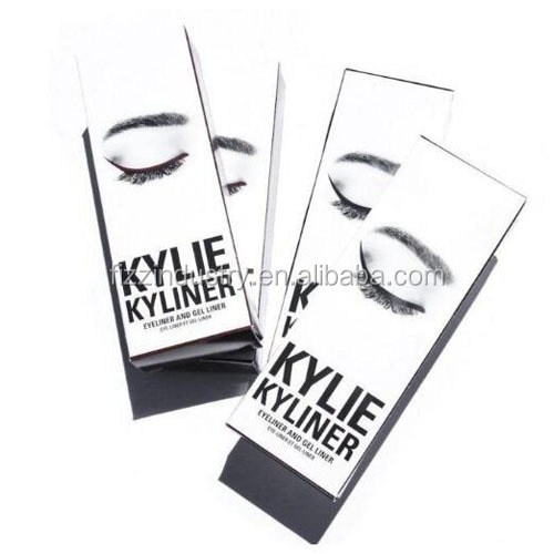 Stock 100% original Genuine kylie jennercosmetics kyliner black -brown eyeliner and gel liner
