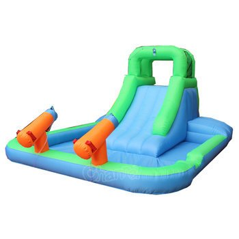 cheap kids inflatable bouncy water slides/residential inflatable water slides to toddlers