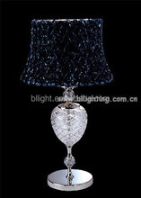 Crystal home good decorative table lamp