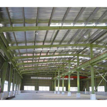 China supplier quick build prefabricated steel structure warehouse