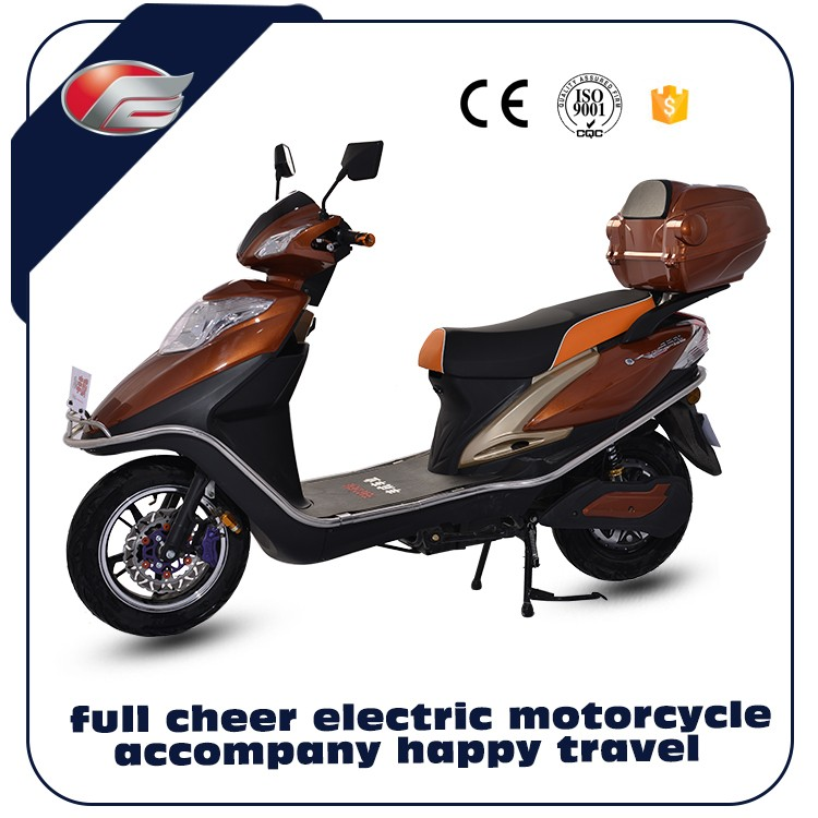 High quality 2 wheel chinese electric motorcycle