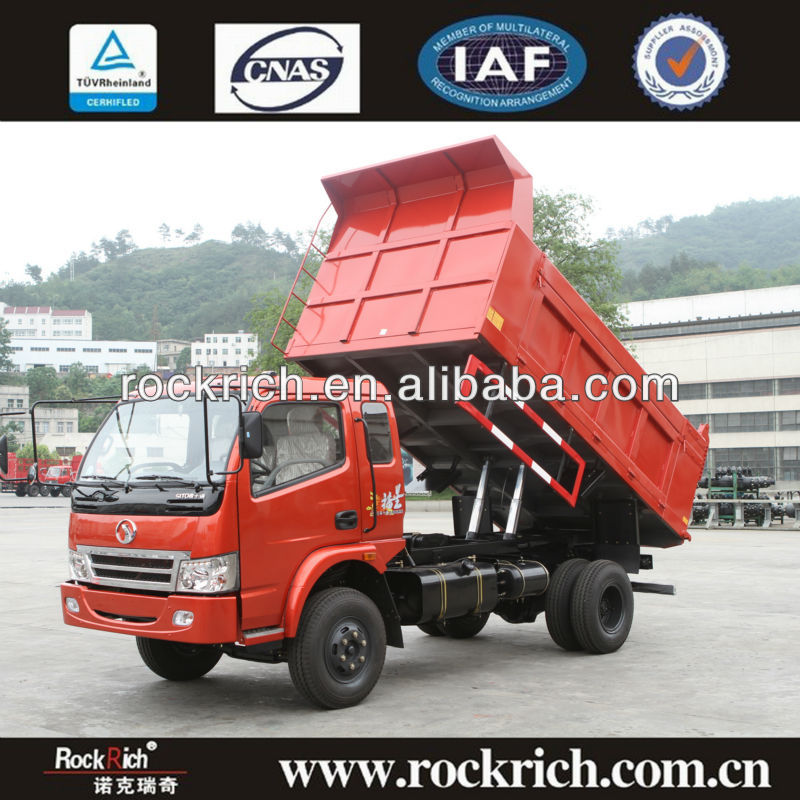 Sitom 5T Light Dump Lorry