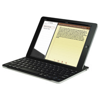 Gtide Aluminum Smart Wireless Bluetooth Keyboard Cover for ipad Air