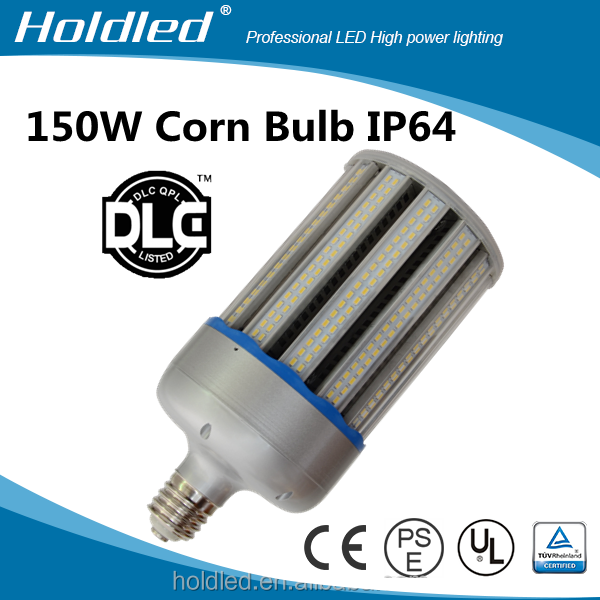 Manufacturer of UL DLC listed 277v e39 corn lamp 150w to 500w e40 led post top bulb