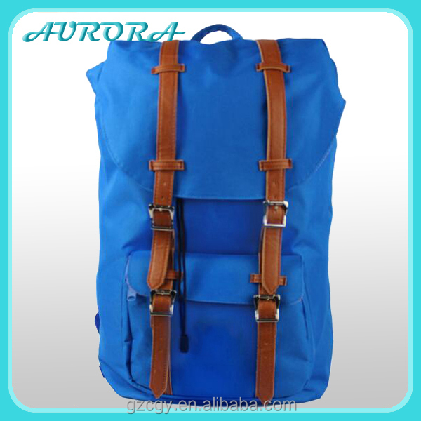 Factory wholesale popular school backpack vertical college vertical backpack