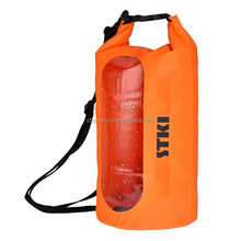 Dry Bag Waterproof Roll Top Sack for Beach, Hiking, Kayak, Fishing, Camping, and Other Outdoor Activities