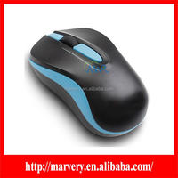 Hot Sale Colorful 2.4GHz Wireless Mouse , USB receiver Optical design mouse for laptop computer
