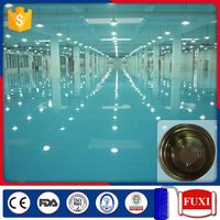 ISO9001 Standard Solvent Epoxy Self-leveling Seal Primer Basketball Court Floor Coating Paint