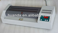 "Hot selling 12"" laminator HD-320B, LED displaying, we are manufacturer"