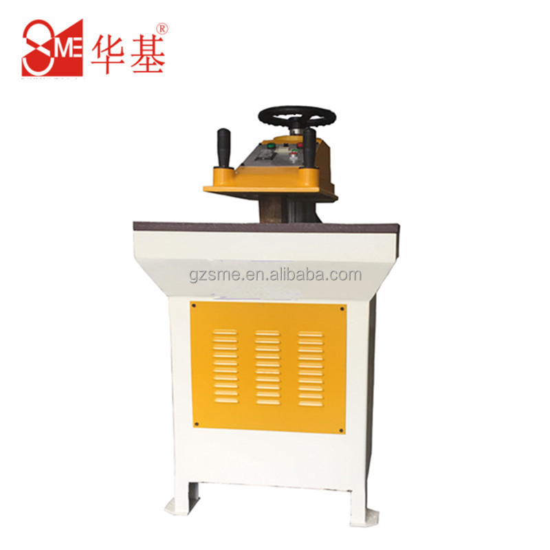 Hot sale stamping cutting machine for leather