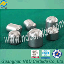 Raw material of tungsten carbide drill rock bits with high density