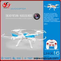 Helicopter Type and RC Hobby Radio Control 360 degree full range 3D tumbling 4ch drone quadcopter ufo with camera