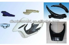 specail engineering parts plastic auto interior mould parts