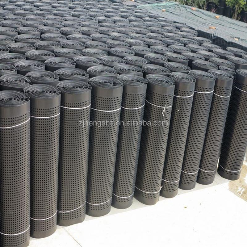 Drainage cell drain cell drainage board for roof garden or roof drainage