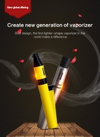 Unique Smart Exquisite appreance TOP filling Kamry lighter vaporizer smoking Japan electronics