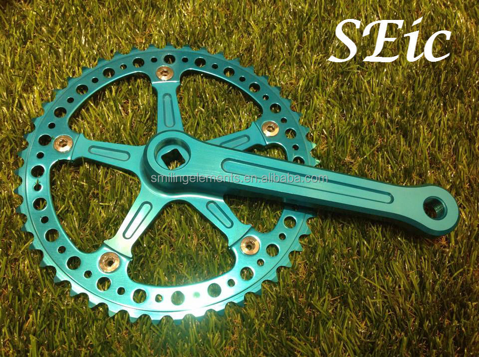 SEic Fixie bicycle Alloy CNC Crank & Chainwheel
