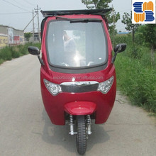 2015 three wheels trike tricycle petrol and cng trike for passenger
