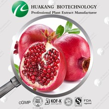 Pomegranate peel/seed extract Ellagic acid 90% ,40% Punicalagin HPLC for women health