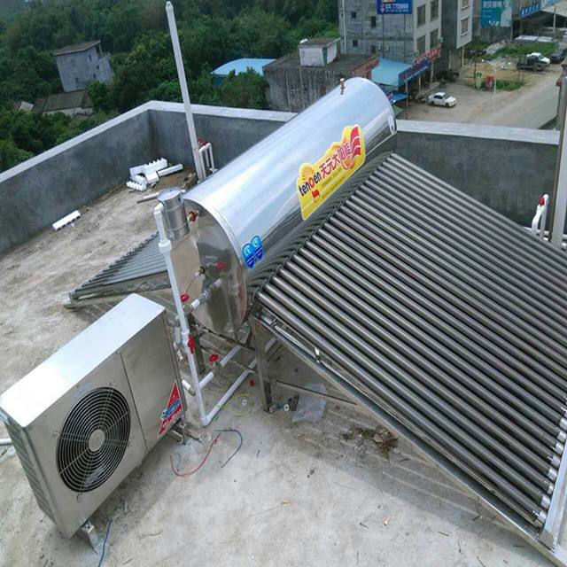 Guangzhou integrated solar water heater big capacity 500L 1000L