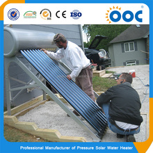 Xcellent Quality Pressure System Spare Parts Best Selling Pressured Heat Pipe Solar Water Heater