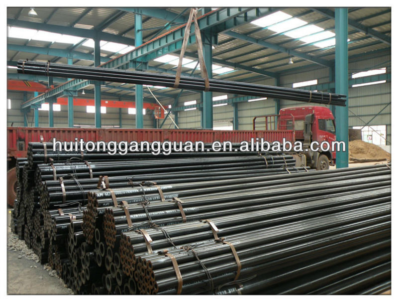 manufacture product good quality API 5CT J55 K55 N80 Casing & Tubing