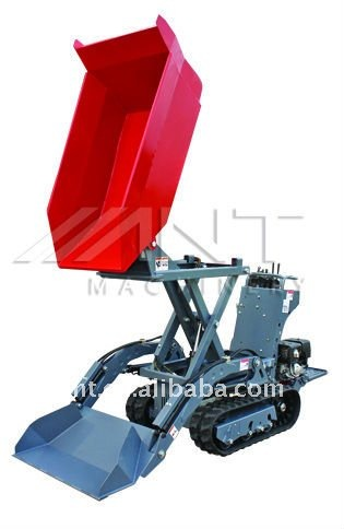 self-loading mini dumper/ Chinese truck / power barrow/mini loader /mini truck new productswith CE BY800 ,loading 800kg