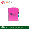 Whoelsale Custom cheap retail spiral notebook supplier
