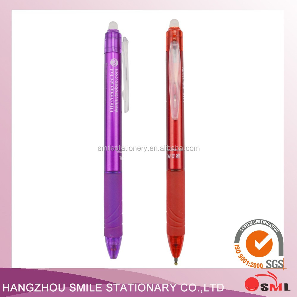 customized fashion brand gel pens