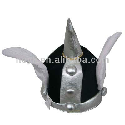 2016 Hot sale Carnival Wing Warrior Party Hat