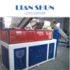 Squzzer plastic film material extruding drying machine