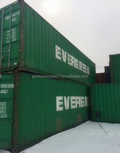 40' Length(feet)and High Cube Container Type 40 ft high cube containers new used for sale