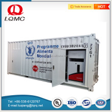 20/40ft container type refuel gasoline diesel mobile petrol station