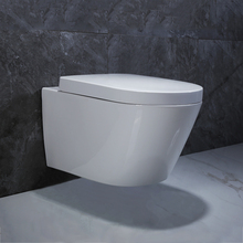 Europe design Economic Ceramic wall hung toilet