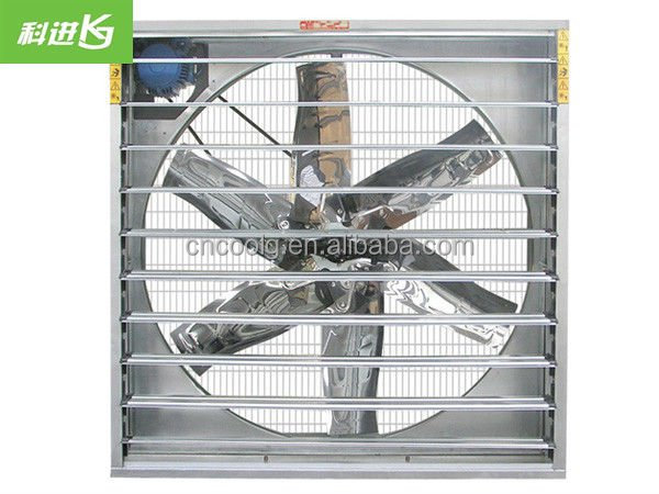 Large Industrial Exhaust Fans : Competitive price large industrial greenhouse exhaust fan