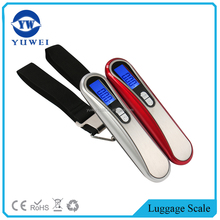 Stainless Steel Wholesale Electronic Travel Hand Held Hook Digital Luggage Scale
