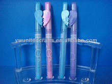 Promotional Plastic broken heart lovers Pen