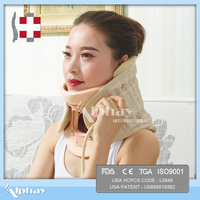 inflatable physiotherapy Continuous Handy Pump Healthcare Air Homecare Neck physical spinal pain relief brace