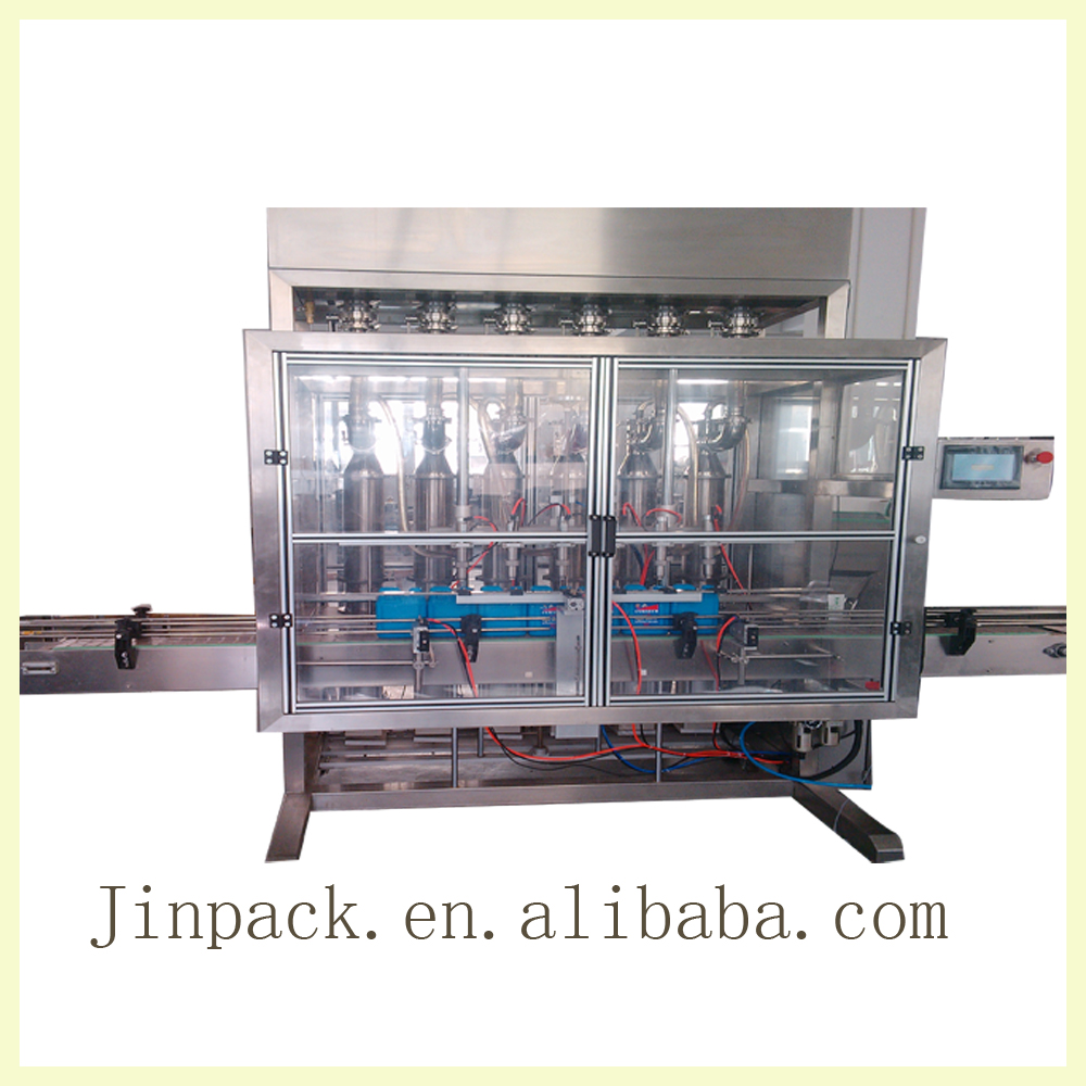 Automatic high quality fire extinguisher dry powder filling machine