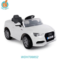 WDHT99852 Fashion Style Ride on Car Rechargeable Battery Powered Ride on Toy Car Toy Audi A3